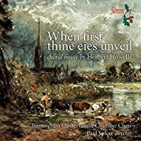 When First Thine Eies Unveil by Jonathan Stamp: organ