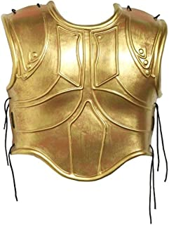 gold chest plate