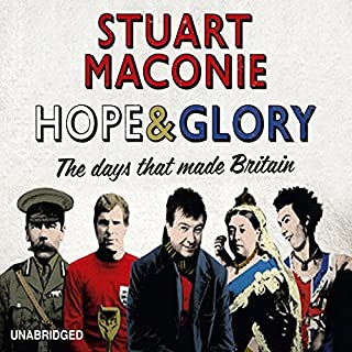 Hope and Glory cover art