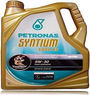 Petronas 18145015 Aceite para Motor SYNTIUM 5000XS 5W30 5