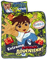Nickelodeon Diego Extreme Adventure Nap Mat by Nickelodeon