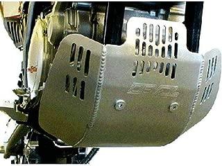Devol Skid Plate Aluminum for Kawasaki KLX 400R Suzuki DRZ 400E 00-09