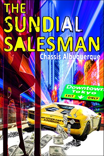 Book: The Sundial Salesman by Chassis Albuquerque