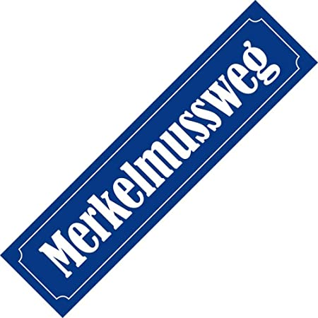 Aufkleber Sticker Merkel Muss Weg Merkelmussweg Sticker Set 10 Stück Auto