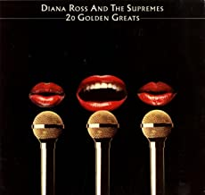 Diana Ross and the Supremes: 20 Golden Greats (1978, Motown)