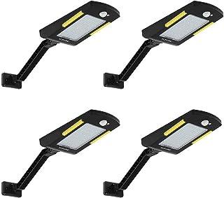 Solar Lights Outdoor, KUFUNG 48 Led Lamp, Wireless Waterproof Solar Flood Light, Security..