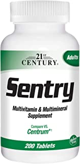 21st Century Sentry Tablets, 200 Count