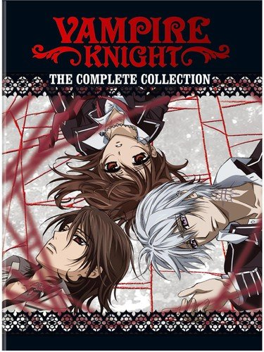 Vampire Knight: The Complete Collection (DVD)