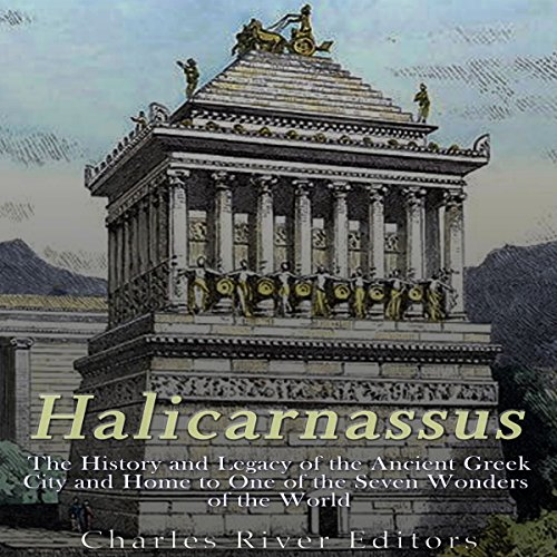 Halicarnassus audiobook cover art