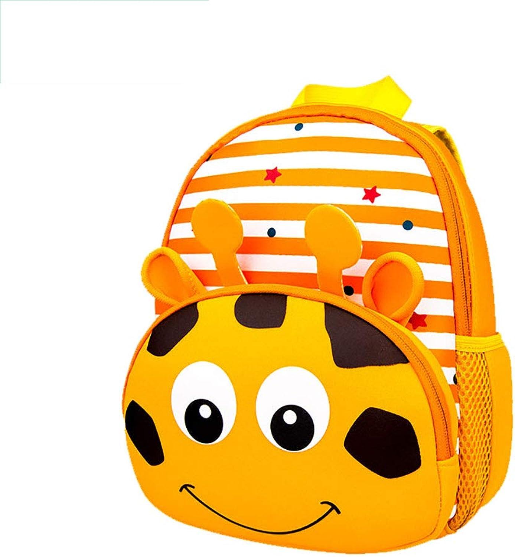 Kinderrucksäcke Kindergarten Schultaschen Mädchen Jungen Jungen Jungen Schulrucksack Schüler Unisex Niedliche Cartoon-Tiermuster Daypacks für 3-6 Jahre B07Q8RXMF4  | Großer Verkauf  a19c78