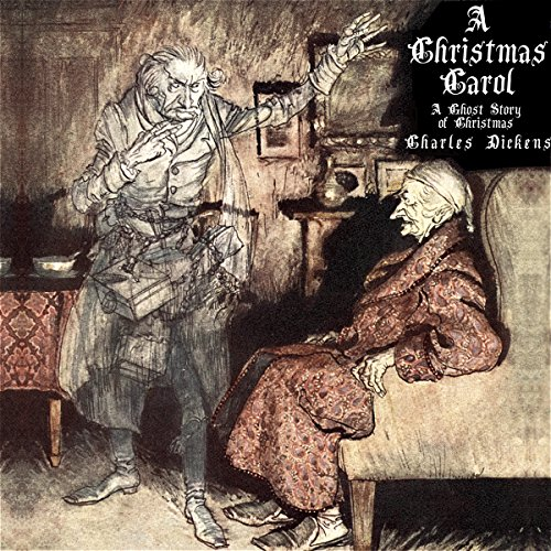 A Christmas Carol: A Ghost Story of Christmas cover art