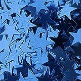 perfeclan 30g Stern Konfetti Streudeko für Weihnachten Hochzeit Valentinstag und Geburtstag - 3