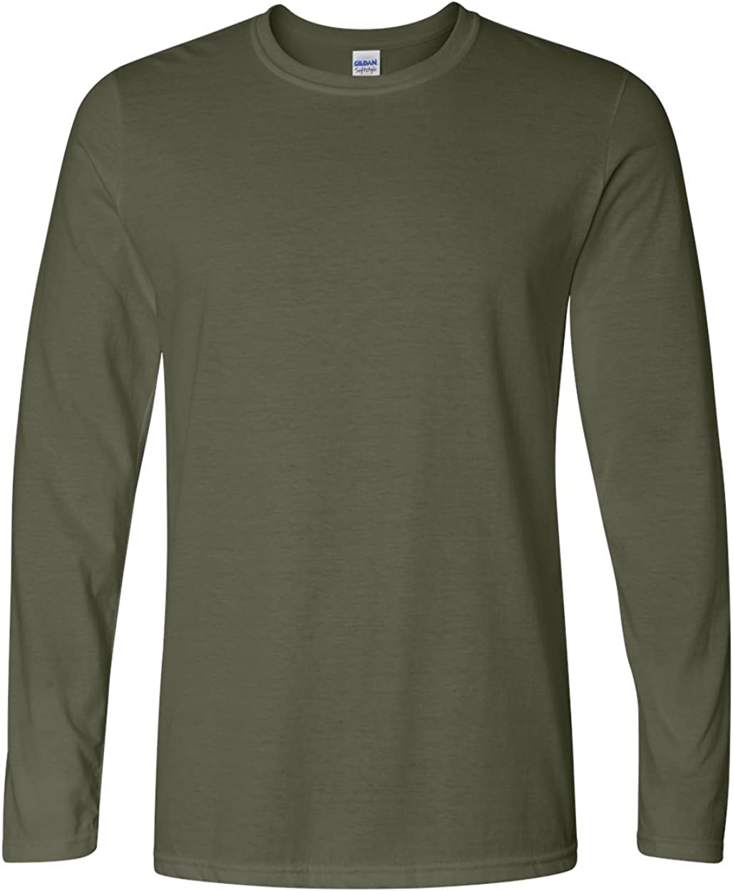 Gildan Herren T-Shirt Ultra Cotton Langarm
