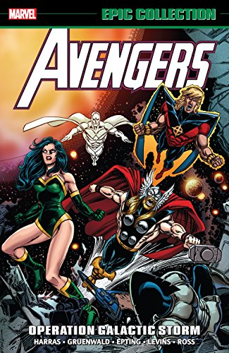 Avengers Epic Collection: Operation Galactic Storm (Avengers: Galactic Storm) (English Edition)