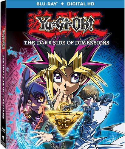Yu-Gi-Oh: Dark Side of Dimensions [Blu-ray]
