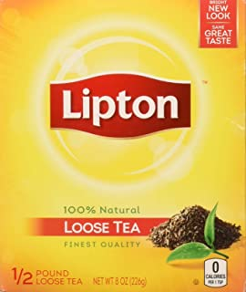 lipton extra strong tea