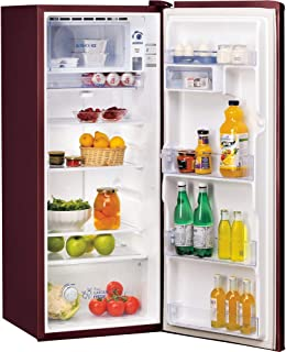 Whirlpool 190 Liters Single Door Refrigerator, Wine Red - WMD205WN, 1 Year Warranty