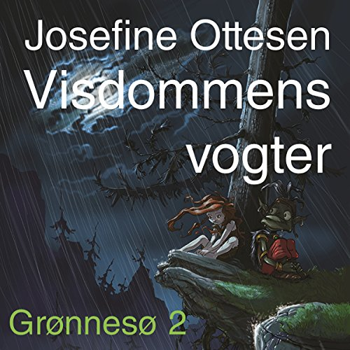 Visdommens vogter audiobook cover art