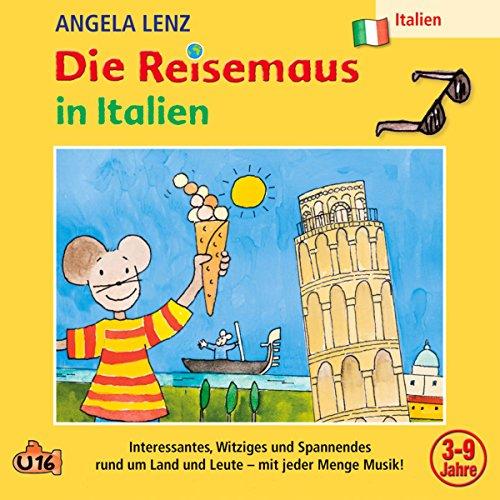 Die Reisemaus in Italien Titelbild