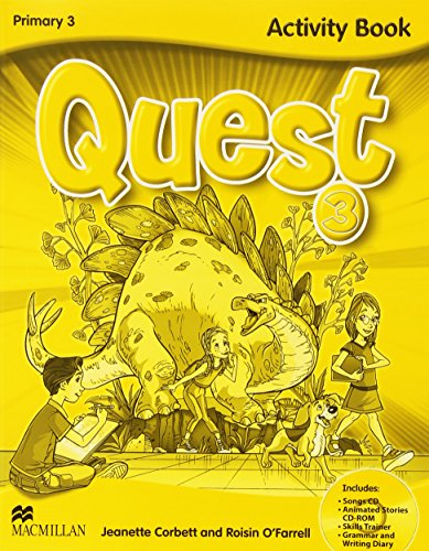 QUEST 3 Act Pack 2015 (Tiger) - 9780230478695 🔥