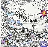 Mein Winterspaziergang: Ausmalen und durchatmen (Die Welt wird bunt, Band 4) - Rita Berman