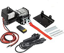 Roadstar Classic 3000lbs 12V Electric Recovery Winch Truck SUV Wireless Remote Control