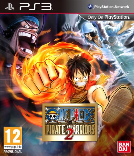 [UK-Import]One Piece Pirate Warriors 2 Game PS3