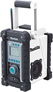 Makita BMR100W 18-Volt LXT Lithium-Ion Cordless FM/AM Job Site Radio (Tool Only, No Battery) (Discontinued by Manufacturer)