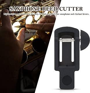 Alto Saxophone Reed Trimmer Cutter 2pcs Clarinet Alto Sax Tenor Sax Saxphone Reed Cutter Repair Tool(for Alto Sax)