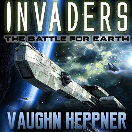 Invaders audiobook cover art