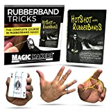Rubber Band Magic Tricks, The Complete Course, Fully Demonstrated and...