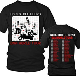 Back-Street-Boys-DNA-World-Tour Concert 2019 BSB Boys Band Pop Music Fans Unisex T-shirt - Premium T-shirt - Hoodie - Sweater - Long Sleeve - Tank Top