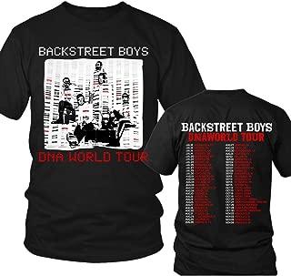 Back-Street-Boys-DNA-World-Tour Concert 2019 BSB Boys Band Pop Music Fans Unisex T-shirt - Premium T-shirt - Hoodie - Sweater - Long Sleeve - Tank Top