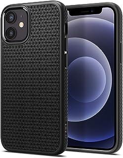 Spigen Liquid Air Case for IPhone 12 Mini - Black