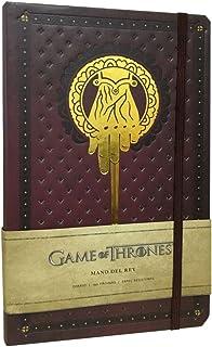 Amazon.es: libreta game of thrones