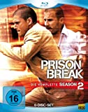 Prison Break - Season 2 [Alemania] [Blu-ray]