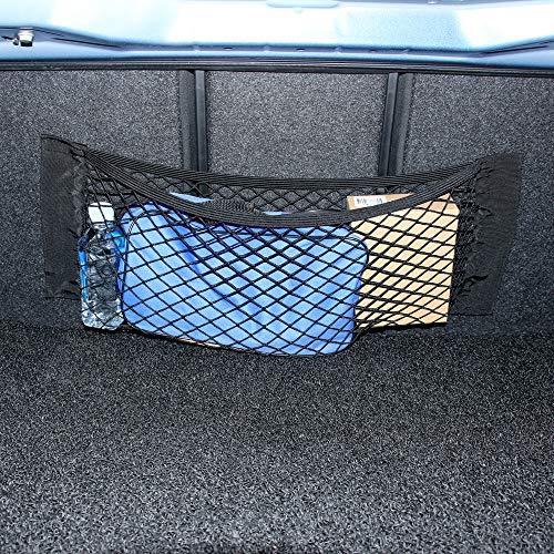 LILIGAUN Für Mercedes Benz A Klasse W168 W169 W176 W177 ML 350 ML250 GLE250 GLE350 AMG Autoorganisator Kofferraumnetz Frachtlagertasche