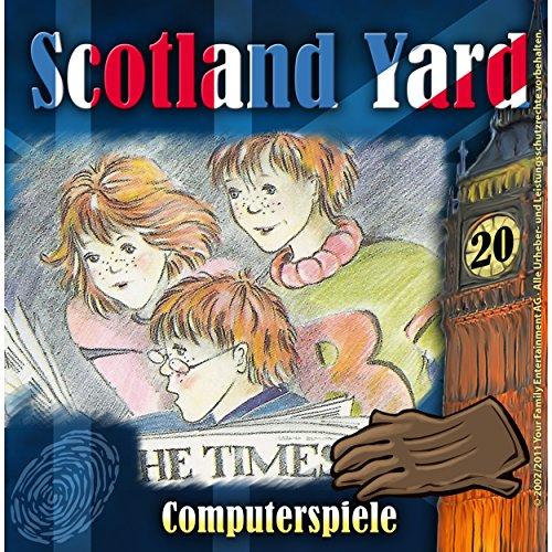 Computerspiele (Scotland Yard 20) Titelbild