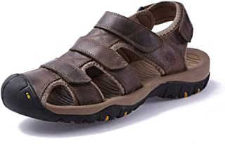 : Marron Sandales Chaussures homme