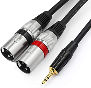 Best xlr to stereo jack Reviews