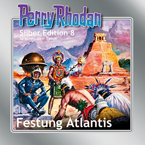 Festung Atlantis audiobook cover art