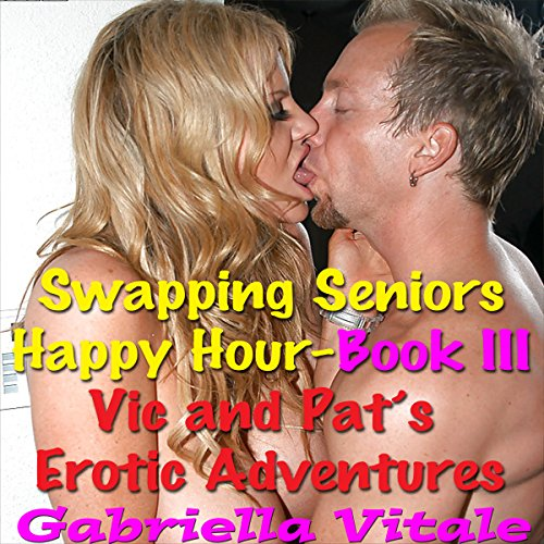 Swapping Seniors Happy Hour, Book 3 audiobook cover art