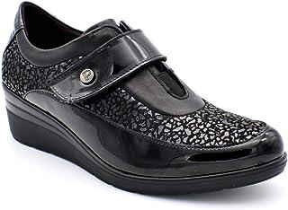 Zapato Sport para Plantillas pitillos m-6325 Negro