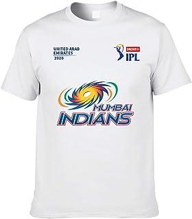 Vista Cool and dry Sports Jersey - IPL Mumbai Indians Logo printed T-shirts