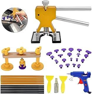 Manelord デントリペアツール 凹み直し デントリフター バキュームリフター DIY修理工具 (40PCS)