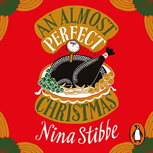 An Almost Perfect Christmas audiobook cover art