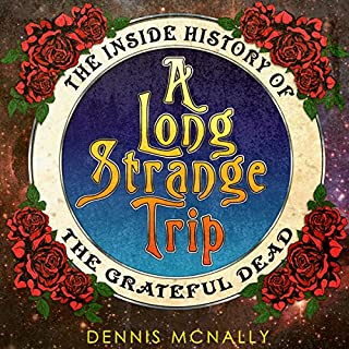 A Long Strange Trip audiobook cover art