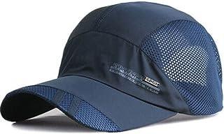 YING LAN Men's Women Summer Autumn Outdoor Sport Baseball Hat Running Visor Sun Cap