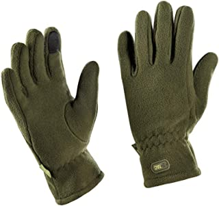 Winter Insulated Gloves - Tactical Fleece Gloves - Military Cold Weather Gloves