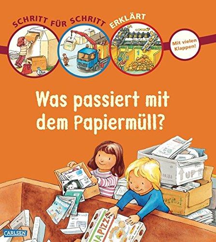 Schritt für Schritt erklärt: Was passiert mit dem Papiermüll?